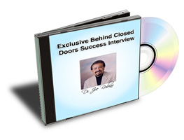 Exclusive Behind Closed Doors Success Interview CD Image